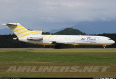 Boeing 727-214/Adv(F)..