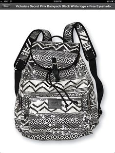 V.S. PINK Backpack I want it I'm gonna used All time!!!