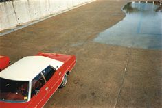 William Eggleston - Untitled, 1971-1974.