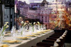 Restaurant Ramon Freixa Madrid