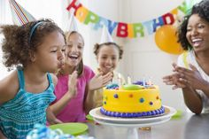 Cómo hacer un cumpleaños infantil sin estrés - http://www.bezzia.com/como-hacer-un-cumpleanos-infantil-sin-estres/