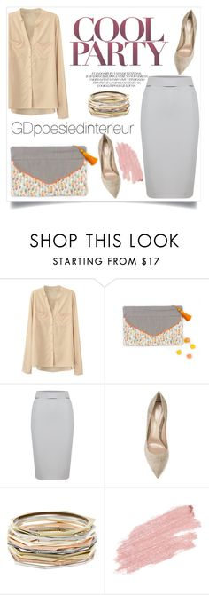 """""""GDpoesiedinterieur 20"""" by amra-mak ❤ liked on Polyvore featuring WtR London, Gianvito Rossi, Kendra Scott, Jane Iredale and GDpoesiedinterieur"""
