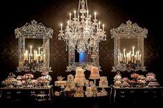 Decoração de casamento, mesa de doces | Wedding Decoration