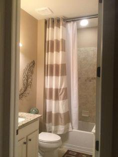 Shower liner option