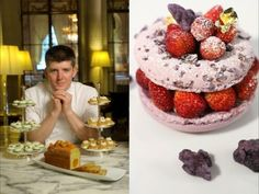 Camille Le Meurice, Raspberry, Fruit, Cake, Desserts, Food, Tailgate Desserts, Deserts, Kuchen