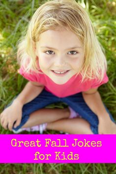 Jokes are one of the best ways to get kids laughing. The fall season offers many opportunities for funny and hilarious jokes. Here are some great fall jokes for kids.  Q: What do you ...