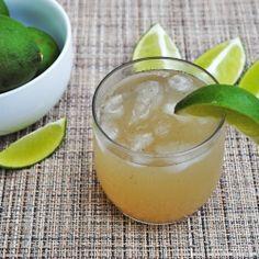 Ginger Limeade Drink recipe