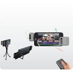 Wireless Remote Shutter for Smartphones - $16.00