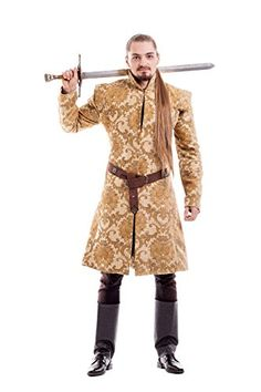 "Men's Historical Costume - ""Joffrey"" - Inspired by ""Game of Thrones"" What a Costume! http://www.amazon.com/dp/B013ER1X1A/ref=cm_sw_r_pi_dp_CZg8vb0X3MJGY"