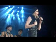 Madonna's speech in support of the Pussy Riot at the concert in Moscow Madonna Free Pussy Riot