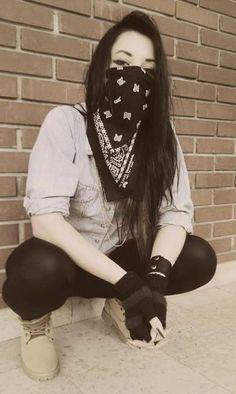 #Girl #Thug