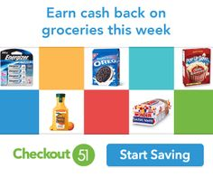 Great way to save money by earning cashback on purchases you make at your local store.