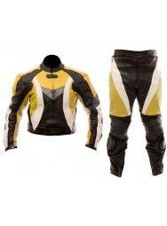Motorcycle Riding Gear Men's Leather RacingSuit