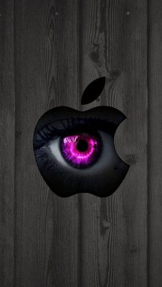the Apple eye