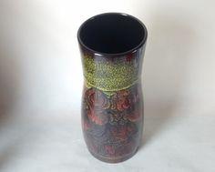Poole Pottery Aegean Vase 12 Shape 93 by Eddystone on Etsy