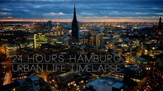 STUTTGART (vimeo.com/98981365) ________________________________________________________________________________________  24 hours in nine minutes – 48 locations in one city. Hamburg. This time-lapse film shows one day in Hamburg and takes you to beautiful, interesting and distinctive places. We took over 12.000 single photos  from October 2012 till January 2013. We used a DSLR Nikon D5100 with a Nikon AF-S DX Nikkor 18-105 objectiv. The single…