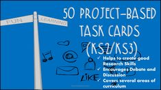 Project Based Task Cards