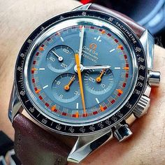 Speedy is a good looking fellow, isn't he 〰 ⌚️ @omega Speedmaster @fredyspeedy