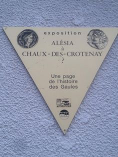Alésia, Chaux des crotenay