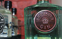 GRUNGY GRUB MOUTH Indie Spirits + Wine Gallery: DUMBO Outpost for NYC-Made Gins, Vodkas & Whiskeys