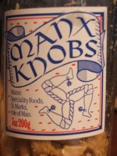 Manx Knobs by ♫ Claire ♫, via Flickr Manx, Isle Of Man, Special Recipes, Celtic Knot, Childhood Memories, Claire, 1970s, Sweets, Island