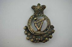 "VERY RARE ""KERRY REGIMENT"" Another very rare Irish regimental badge"
