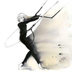Those windy days... Surf Art By Cora Illustration. @coraillustration. Kitesurfing, Kiteboarding, Kite, Ocean Art, Surfboard, Watercolor, Prints, Kiteboard, Watercolor Print, Surf Art, Surf Illustration, Surf Artwork, Ink Painting, Surf Wall Art, Surf Gift, Akvarell, Aquarelle, Surfing, Surf Artist, Summervibes, Wanderlust, Sea and sun, Wave Art, Surf Life, Salty Vibes, Surfer Girl, Surfer, Surf Life, Surf Style, Surf Feeling, Surfing, Morning Surf, Black, Sand, Wind, #Kites