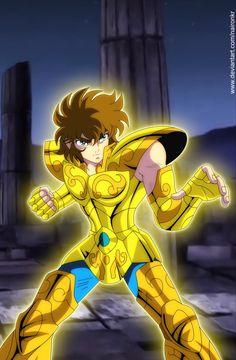 By naironkr Leo, Deviantart, Iron Man, Anime, Geek Stuff, Superhero, Fictional Characters, Knight, Saint Seiya