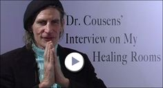 Ever wondered How to Balance Mind, Body, Soul and Spirit? Or How to Become a Superconductor of the Divine? Would You Like to Know More About Spiritual Nutrition and Spiritual Fasting?  Listen to Dr. Cousens' Interviews on My Healing Rooms!
