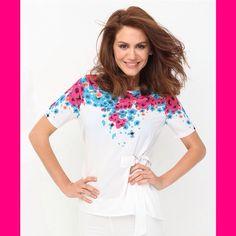 Çiçek, flowers, bluz, blouse