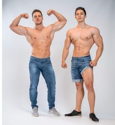 Athletic fit jeans for Check out our new Shorts. Athletic Fit Jeans, Jeans Fit, Bodybuilder, Athletes, Fitness, Trunks, Abs, Swimming, Shorts
