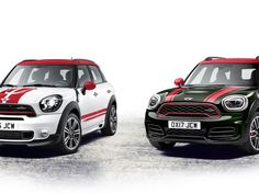 The biggest Mini gets a performance package.