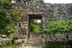 Nakijin castle ruins in Okinawa, Pearce took me there on one of my visits! So pretty, maybe one day I can convince him to go back.