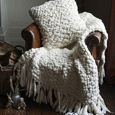 See hug worthy Hygge living room ideas and cosy home pieces; Berber rugs, sheepskin upholstered armchairs, merino wool throws, cable knit cushions and Inexpensive Home Decor, Diy Home Decor, Room Decor, Solid Oak Furniture, Knitted Cushions, Cloud Pillow, Upholstered Arm Chair, Berber Rug, Hygge