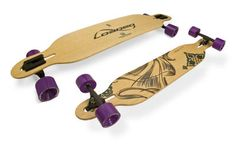 its beautiful. my dream longboard. Just a cruiser. No biggie.