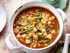 Soup Recipes, Healthy Recipes, Healthy Food, Recipies, Pasta, Chili, Nom Nom, Good Food, Food And Drink