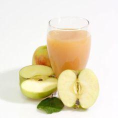 Jus de pommes et de poires  « maison », le plein d'énergie