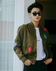 Tao Exo, Chanyeol, Dibujos Tumblr A Color, Huang Zi Tao, Kim Minseok, Kung Fu Panda, Qingdao, Kris Wu, Cute Actors