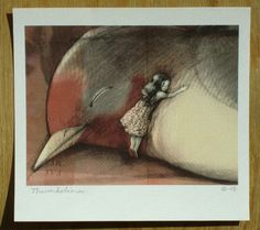 Thumbelina Print <3 :)