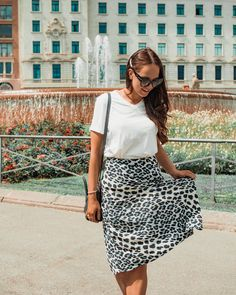 Outfit Inspiration Barcelona
