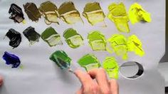 Image result for how to mix acrylic colors