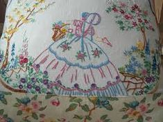 Resultado de imagem para crochet crinoline lady pattern free