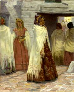 Arabian Art, French Colonial, Portraits, Old Paintings, World History, Images, Museum, Culture, Beautiful