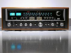 Sansui 990 Stereo Receiver by oldsansui, via Flickr