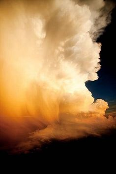 what an impressive cloud!