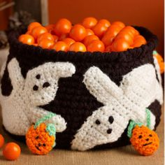 123 Fall Crafts and Thanksgiving Crochet Patterns | AllFreeCrochet.com