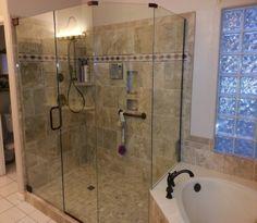 1000 images about shower on pinterest travertine shower for Bathroom remodel 85382