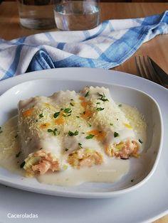 Chicken Salad Recipes, Fish Recipes, Seafood Recipes, Pasta Recipes, Tapas, European Cuisine, Slow Food, Food Humor, Aesthetic Food