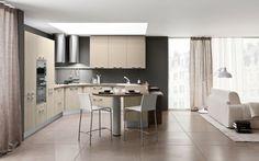 petite cuisine de design moderne
