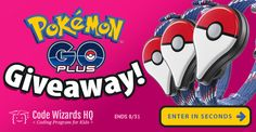 Get a Pokemon Go Plus!